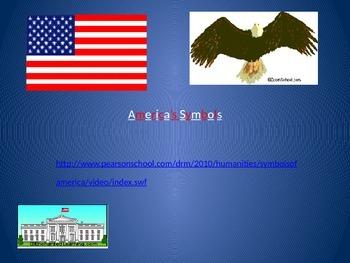 America's symbols power point lesson