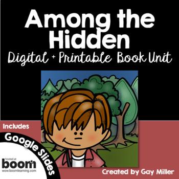 Among the Hidden [Margaret Peterson Haddix] Book Unit