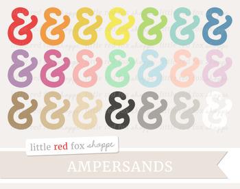 Ampersand Clipart; Symbol, Alphabet