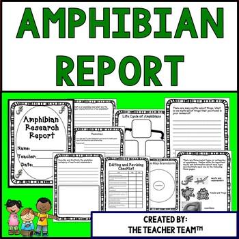Amphibian Research Report