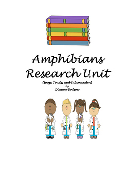 Amphibians Research Unit