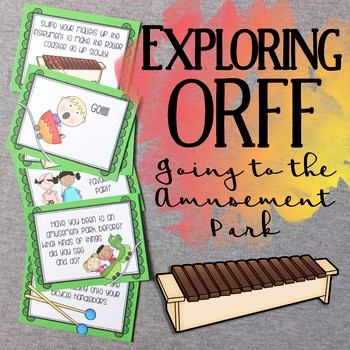 Amusement Park:Exploratory Activity for the Orff Barred In
