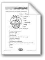 An ABC Basket (Alphabetical Order)