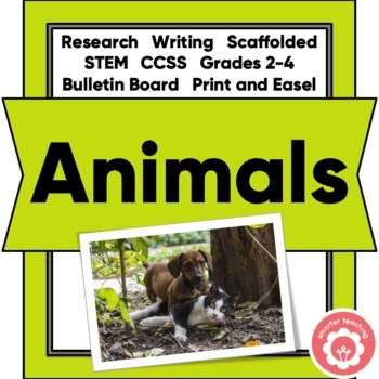 Animal Research: Nonfiction Writing With Optional Bibliography