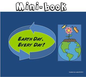 An Earth Day Mini-Book