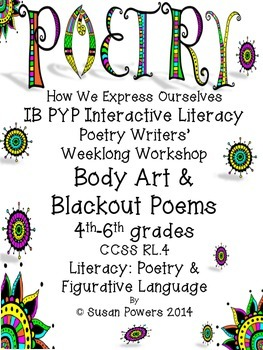 An IB PYP Poetry Workshop How We Express Ourselves