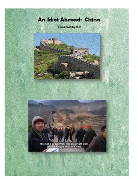 An Idiot Abroad in China: Movie Guide on Culture, Ethnocen