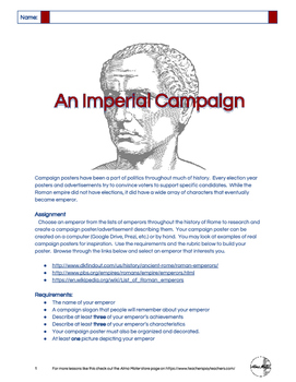 An Imperial Campaign - Project