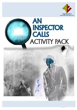 An Inspector Calls Activity Pack
