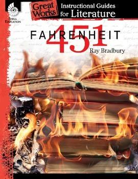 An Instructional Guide for Literature: Fahrenheit 451 (eBook)