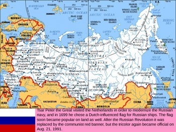 An Introduction to Russia Powerpoint