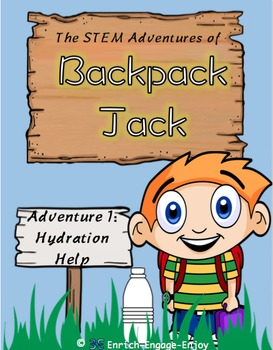 An Introduction to The STEM Adventures of Backpack Jack --