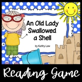 An Old Lady Swallowed a Shell - A Reading Comprehension Game