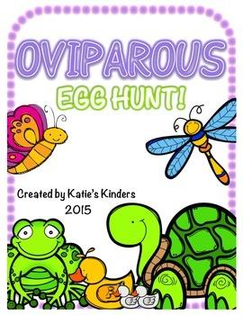 An Oviparous Animals Egg Hunt!