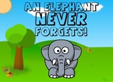 An elephant never forgets punctuation!
