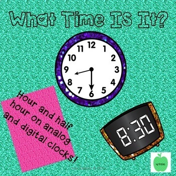 Hour and Half Hour Time