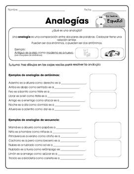 Analogias