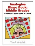 Analogies for Grades 5-8 Bingo Book