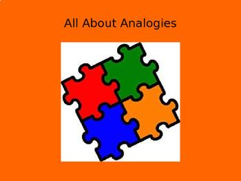 Analogy Teach and Reach Bundle