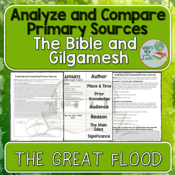 Analyse and Compare Primary Sources: The Flood Story in Gi