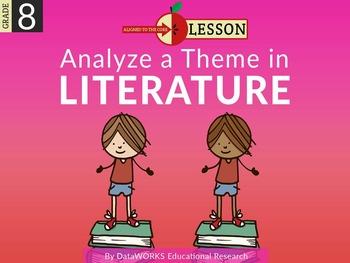 Analyze a Theme in Literature