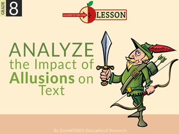 Analyze the Impact of Allusions on Text