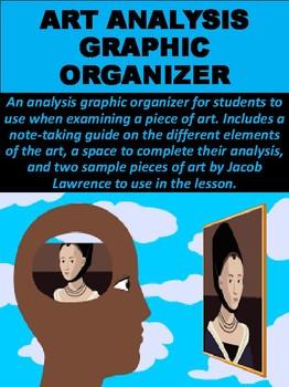 Analyzing Art Graphic Organizer