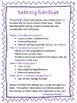 Analyzing Setting Bundle:  Handouts, Graphic Organizer, Mi