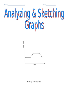 Analyzing & Sketching Graphs Lesson
