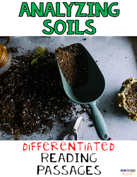 Analyzing Soils from Ecosystems Differentiated Nonfiction