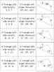 Analyzing Triangles Card Sort