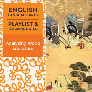 Analyzing World Literature