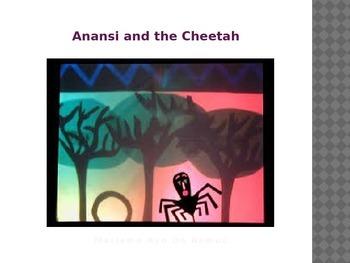 Anansi and the Cheetah