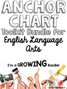 Anchor Chart Toolkit Bundle for ELA
