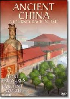 Ancient China: A Journey Back in Time fill-in-the-blank mo