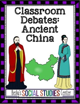 Ancient China Debates - Geography, Philosophies, & Dynasties