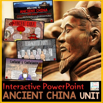 Ancient China Interactive PowerPoint