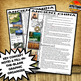 Ancient China Two Page CLOZE Notes & Graphic Organizer