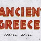 Ancient Civilizations  - Greece