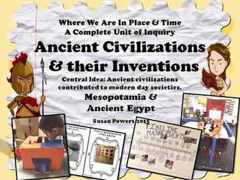 Ancient Civilizations Inventors Extraordinaire A Complete