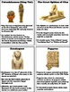 Ancient Egypt Activity/ Foldable: King Tut, Sphinx, Nile R
