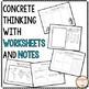 Ancient Egypt - Social Studies Interactive Notebook & Worksheets