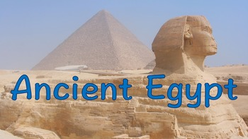 Ancient Egypt - A General Introduction