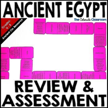 Ancient Egypt - Assessment