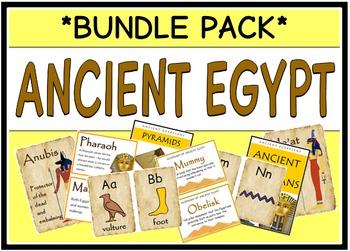Ancient Egypt (BUNDLE PACK)