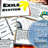 Ancient Egypt Daily Life Social Studies Lab