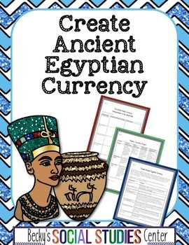 Ancient Egypt Project: Create Currency