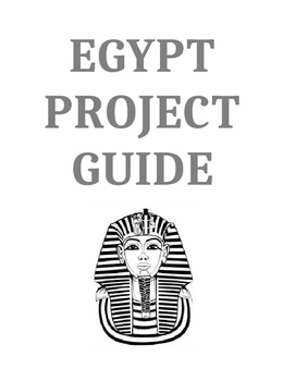 Ancient Egypt Project Guide