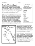 Ancient Egypt Reading