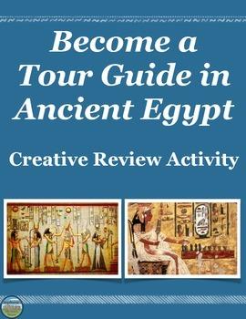 Ancient Egypt Tourism Project